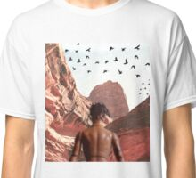 Travis Scott Artwork Classic T-Shirt