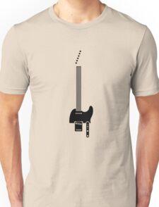 Guitar Art - Telecaster Unisex T-Shirt