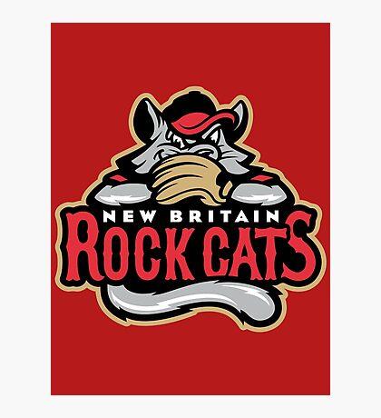 new britain rock cats Photographic Print