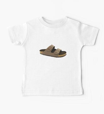 Future Sandals: Birkenstocks Baby Tee