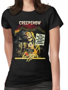 jolting tales of horror Womens Fitted T-Shirt