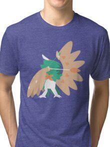 Decidueye Tri-blend T-Shirt
