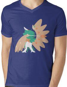 Decidueye Mens V-Neck T-Shirt