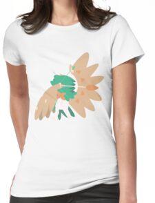 Decidueye Womens Fitted T-Shirt