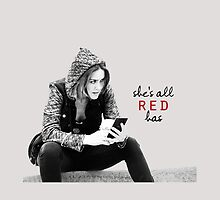 The Blacklist - She's all RED has.. by D. Abdel.