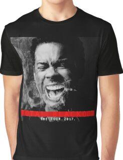 chris rock the tour 2017-total blackout Graphic T-Shirt