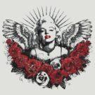 Marilyn Monroe 3 by trev4000