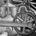 Gears and Cogs by John  Kapusta