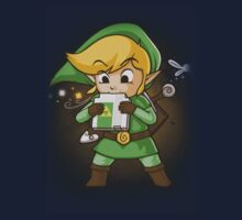 The Legend of Zelda Link by AndMar