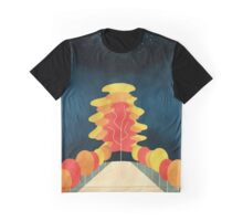 The Universe Tree Graphic T-Shirt