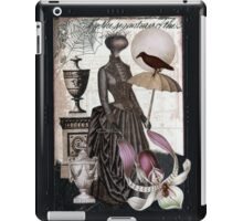 Carnivorous Orchid iPad Case/Skin
