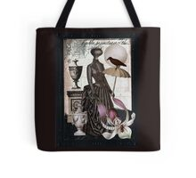 Carnivorous Orchid Tote Bag