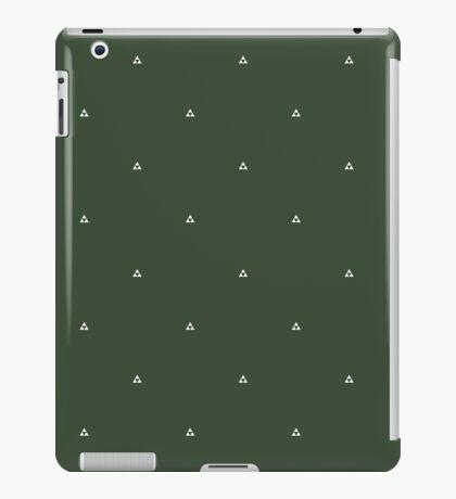 Zelda Triforce Pattern iPad Case/Skin