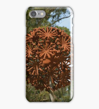 METAL TOPIARY iPhone Case/Skin