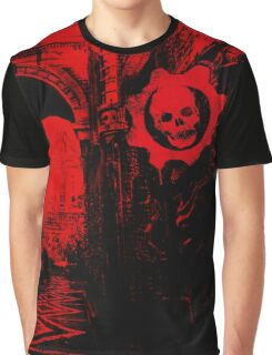 Gears of War Arch Graphic T-Shirt