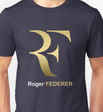 RF Federer Tennis Legend Unisex T-Shirt