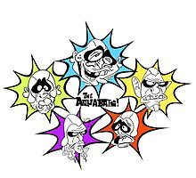 The Aquabats! Awesome Forces! by Sara Peck