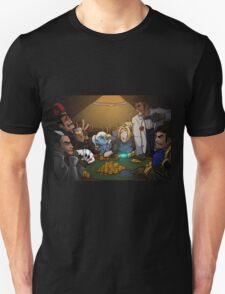 Poker Night At The League Unisex T-Shirt