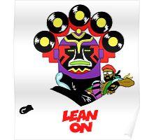 MAJOR LAZER - LEON ON Poster