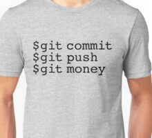 Git Money Unisex T-Shirt