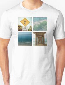 Surfer Girl Paradise T-Shirt