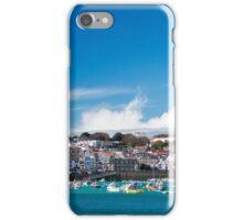 Saint Peter Port in Guernsey iPhone Case/Skin