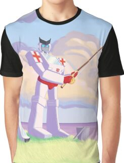 Ratchet and Prowl's Vacation Graphic T-Shirt