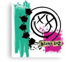 Blink 5 Canvas Print
