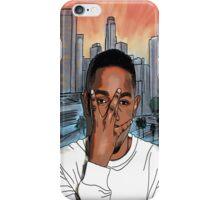 m.A.A.d City iPhone Case/Skin