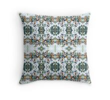 Tigerlily Effects Pattern Throw Pillow