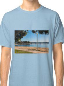 Lamp Post on Bay Classic T-Shirt