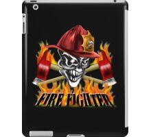 Fireman Skull iPad Case/Skin