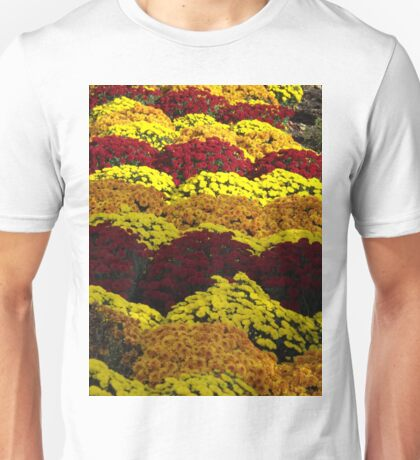 Colorful Flowers, Jersey City, New Jersey T-Shirt