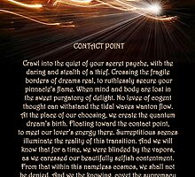Contact Point by Leon A.  Walker