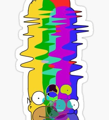 homie! Sticker