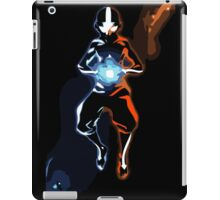 Positive and Negative Chakras iPad Case/Skin