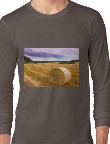 Straw bales Long Sleeve T-Shirt