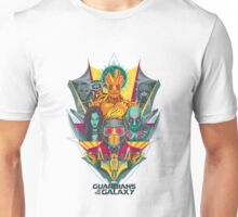 Guardian of the galaxy 9 Unisex T-Shirt
