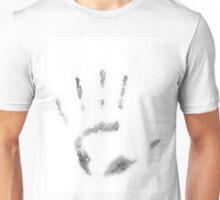 Human Handprint Unisex T-Shirt