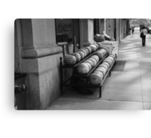 New York Street Photography 29 Canvas Print