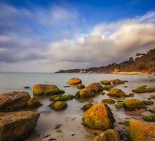 Totland Bay IOW  by manateevoyager