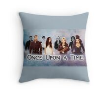 ONCE UPON A TIME 2017 Throw Pillow