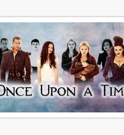 ONCE UPON A TIME 2017 Sticker