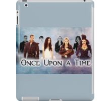 ONCE UPON A TIME 2017 iPad Case/Skin