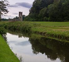 Fountains Abbey by chris2766