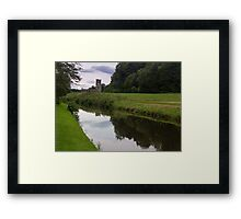 Fountains Abbey Framed Print
