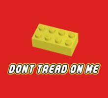 Don't Tread On Me Block by LibertyManiacs