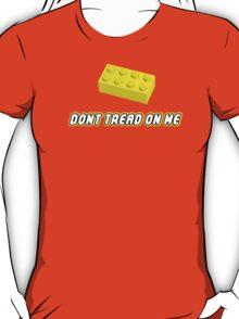 Don't Tread On Me Block T-Shirt