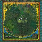 The Ledgend of The Greenman by CherrieB