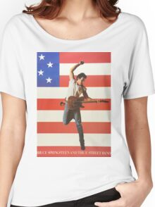 Bruce springsteen 1 Women's Relaxed Fit T-Shirt